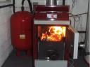 Biomass Boiler for housing cooperative